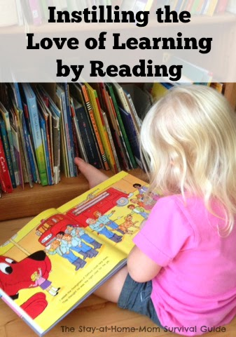 Instilling the Love of Learning by Reading