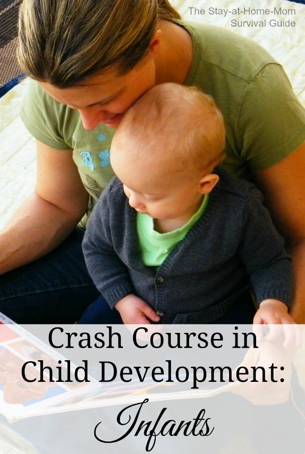 All about infant development and tips for parenting infants. Great resource of infant needs.