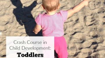 Crash Course in Child Development: Toddlers