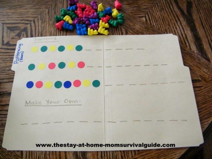 color-bear-pattern-folder