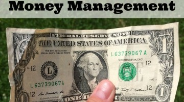 6 Tips for Teaching Children Money Managment