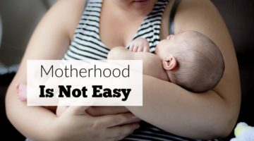 Motherhood is not easy. If you are feeling depressed as a mom or post-partum depression, this is for you.