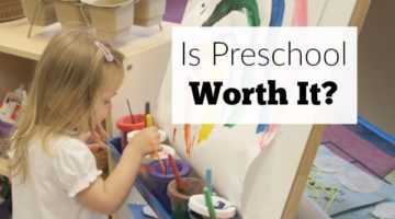 Is Preschool Worth It?