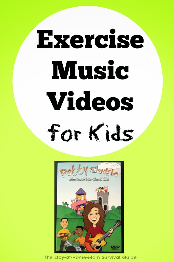 Get kids moving indoors with this upbeat, learning based music that is fun and very catchy! Patty Shukla Kids Music is a great way to get kids exercise and indoor gross motor activity.