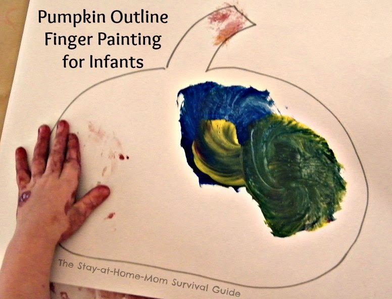 Infant Activities For Autumn The Stay At Home Mom Survival