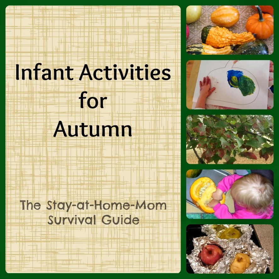 Infant Activities for Autumn