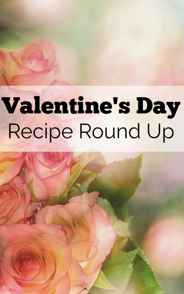 A Valentine's Day recipe round up whether you are having a date night in or making food as a gift on Valentine's Day.