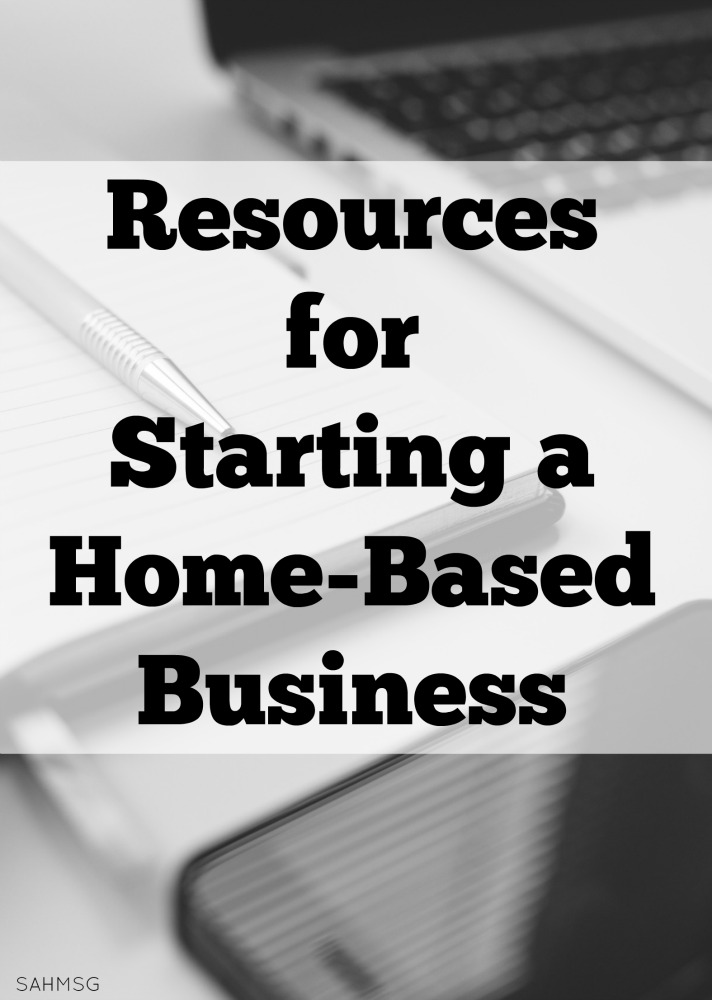 Resources and tips for starting a home-based business whether you want to be a work-at-home mom or dad or freelance as a hobby.