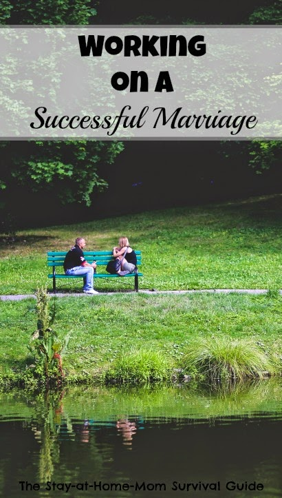Lessons learned from 19 years of marriage-Wendy Woerner guest posts about the 3 Cs to a successful marriage between husband and wife united in Christ.