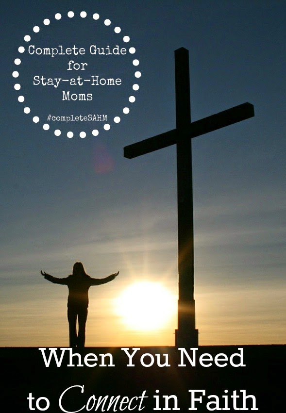 Faith connections and devotions for moms-our motherhood skills can thrive when we connect in faith and share our stories to grow. God has called us to be joyful keepers of the home, we can support one another.