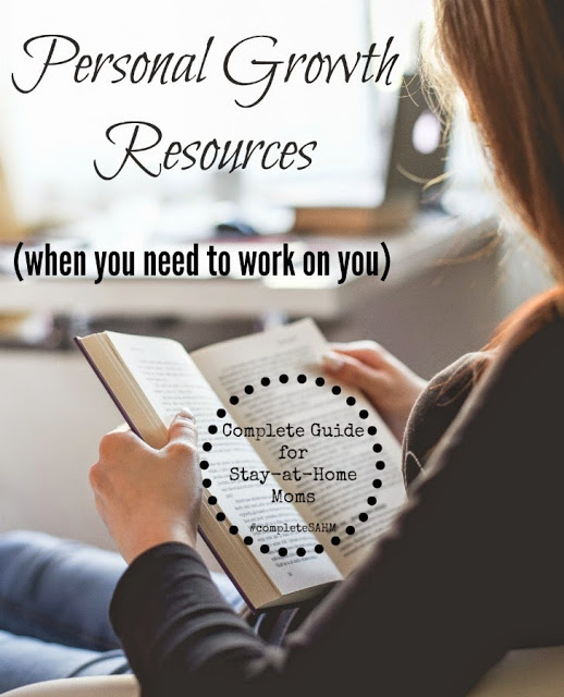 Complete Guide for Stay-at-Home Moms: Personal Growth