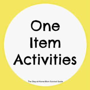activities-with-one-item