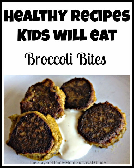 These broccoli bites were a hit with my picky eaters, and they are healthy! Great for kids and adults as a finger food. Easy to make too.