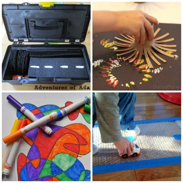 100+ Popular Toddler Activities