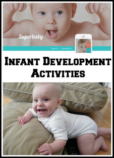 Simple Activities to Encourage Infant Development