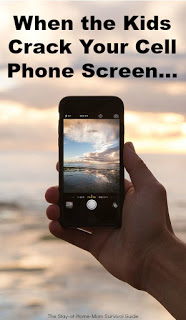 Cell Phone Screen Cracked? Repair It Fast!