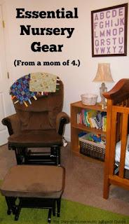 Essential Nursery Gear (for Twins or Single Babies)