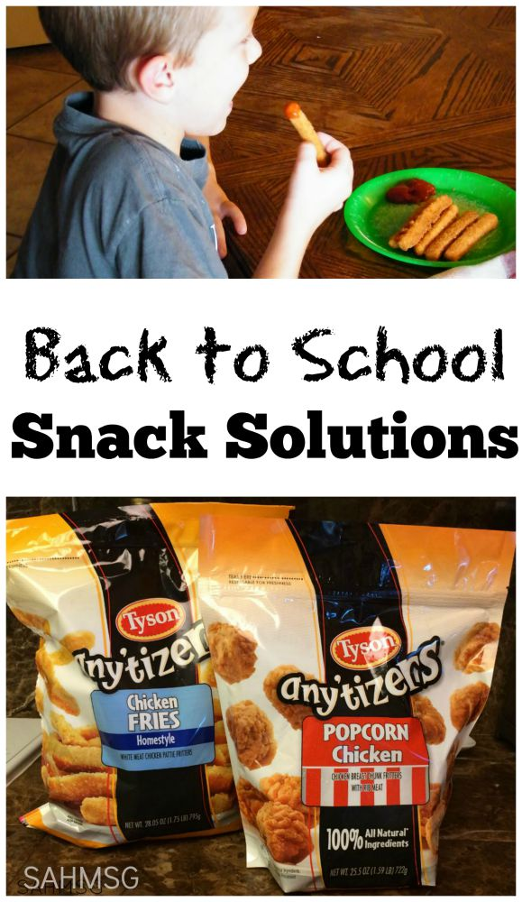 Easy snacks to keep the kids from being hungry too early. I used to have trouble helping my son with his homework because the younger kids were whiney due to hunger. Now we have a solution!