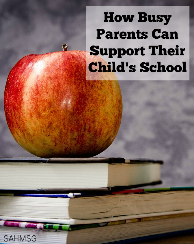 How Busy Parents Can Support Their Child's School-Tyson Project A+ makes it easy to donate money to your child's school with purchases you make anyway.