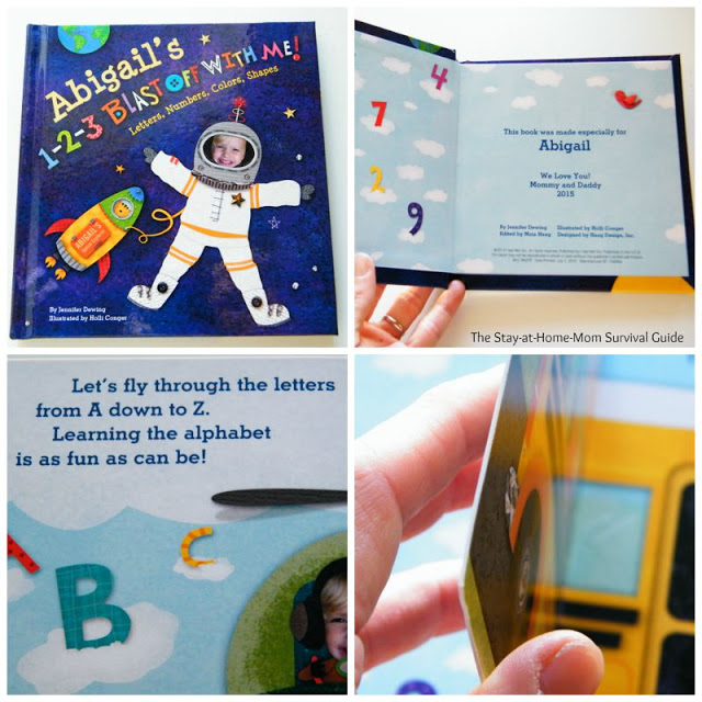 I See Me personalized books and gifts Ultimate Back to School Giveaway!