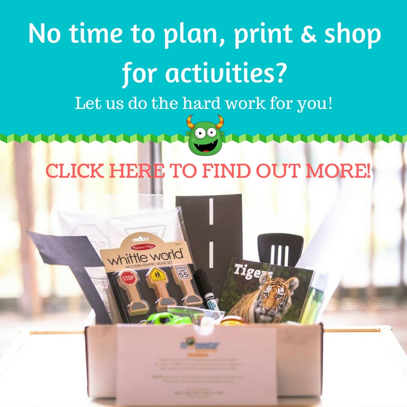 Preschool activity kits.
