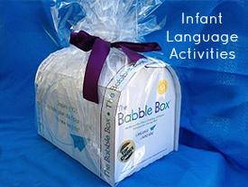 The Babble Box infant language development system.