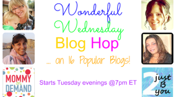 Wonderful Wednesday Blog Hop Co-Hosts