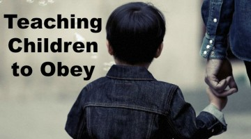 9 Tips for Teaching Children to Obey