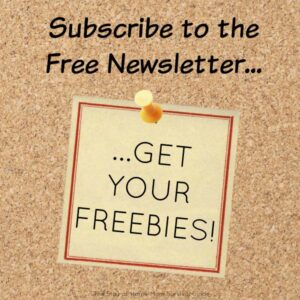 Sign up for The Stay-at-Home Mom Survival Guide newsletter and get freebies as a gift!