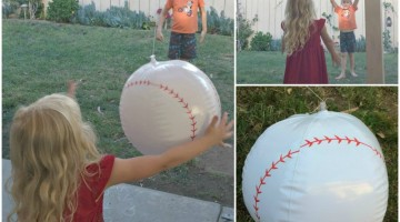 Ideas for Kids to Play 60 Minutes Outdoors