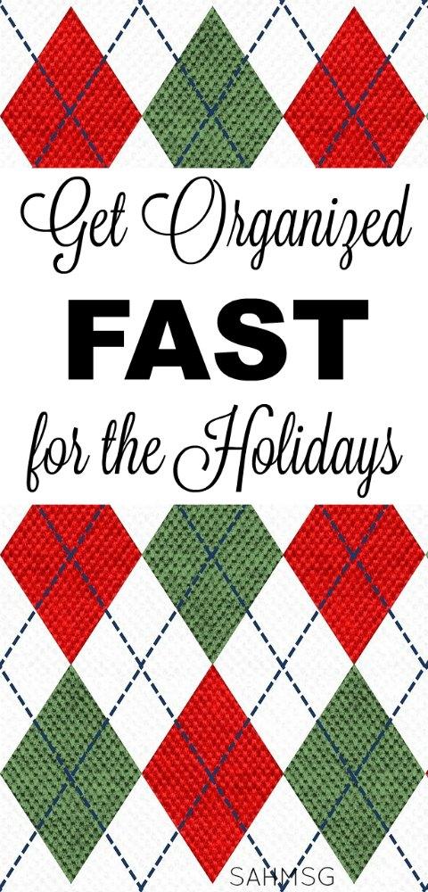 get organized fast vertical