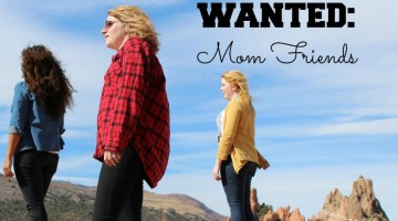 Wanted: Mom Friends