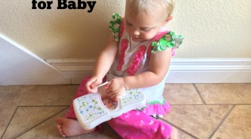 Peek-a-Boo Boxes for babies are DIY toys made from a cardboard box or wipes container to encourage fine motor skills and object permanence in infants 4 months and up.
