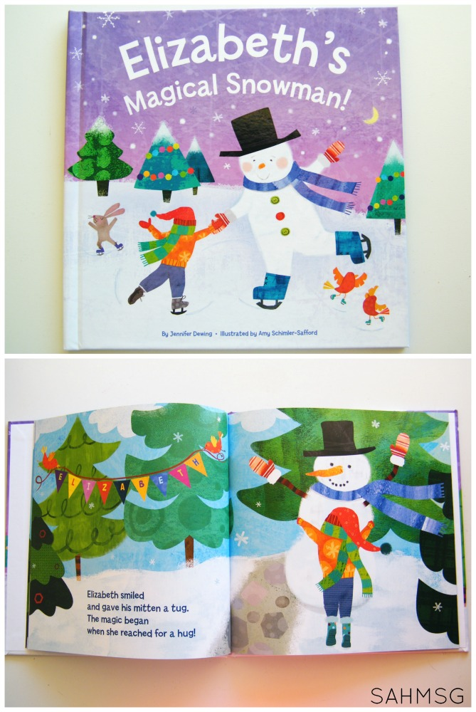 I See Me Personalized books and gifts for kids are a great gift idea this Christmas.