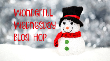 Wonderful Wednesday Blog Hop #159