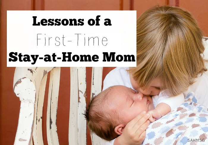 Lessons learned from a first-time stay-at-home mom with two under 2. These tips are great motivation for always remembering our mission as moms.