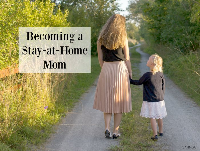 Stay-at-home moms share their tips for working moms and new moms looking at becoming a stay-at-home mom. The books shared are so helpful for focusing on living on one income and being encouraged while becoming a stay-at-home mom.
