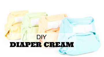 DIY Diaper Cream