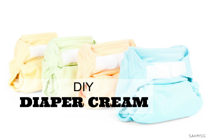 What a simple recipe for DIY diaper cream for babies. I love that this uses simple, natural ingredients to save money and eliminate harmful chemicals. So easy to make a large batch and always have diaper cream on-hand.