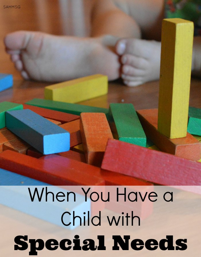 When you have a child with special needs, there are so many unknowns every day-behavior, support and what lies ahead, but the challenges will not get us down.