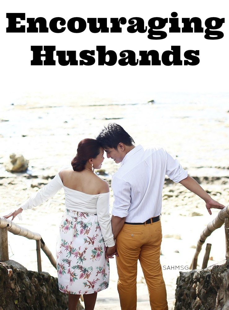 Encouraging husbands to be leaders at home-creating a marriage partnership built on the fact that God created men and women to complete each other in marriage.