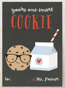 Time-Saving Valentine's Cards for Kids from @Minted that cost less than $1 per card.