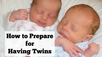 How to Prepare for Having Twins