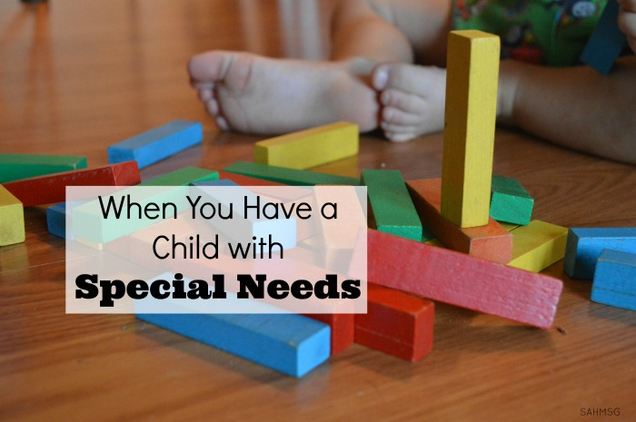 The life of a mom with a child with special needs is not one that is easy. It is challenging to constantly put your child's needs first, yet you find a way to make it all happen.