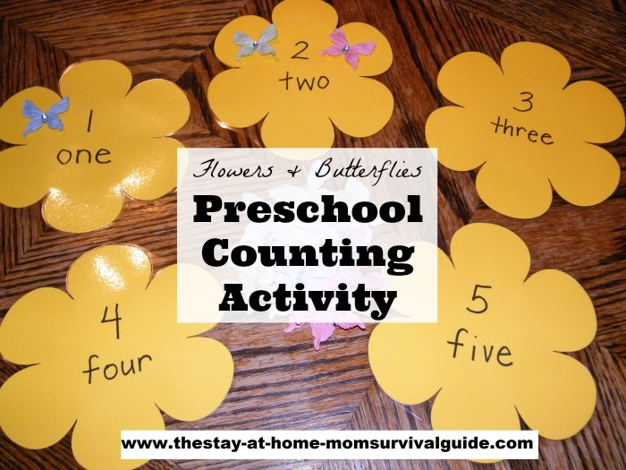 Preschool Activities - The Stay-at-Home-Mom Survival Guide