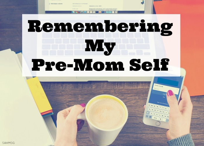 Some days I think I used to have life together-better-in my pre-mom days. I got a glimpse of my pre-mom self. It made me wonder: Was becoming a stay-at-home mom worth it?