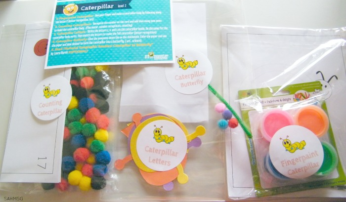 Affordable preschool activity learning kits great for homeschool preschool or teaching preschool at home for non-crafty moms.