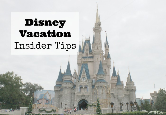 Planning a family vacation to Disney? This big list of Disney vacation insider tips is a go-to resource for planning a Disney vacation on a budget with kids. #sponsored