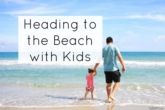 Heading to the beach with kids? It takes some planning to survive a day at the beach with toddlers and infants, but with some tried tips, you can enjoy your day at the beach with the kids.