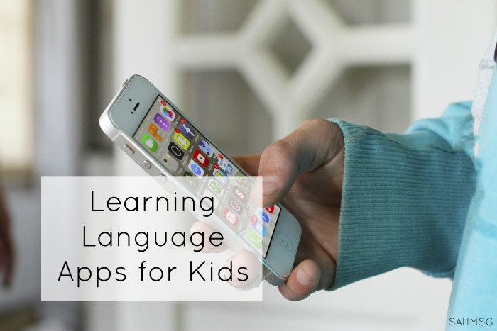 6 New Language Learning Apps for Kids | The Stay-at-Home-Mom
